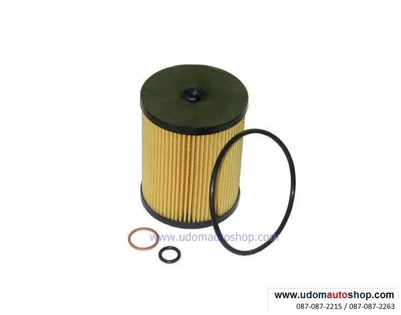 ไส้กรองน้ำมันเครื่อง Bmw 318i โฉม E46 เครื่อง N42 Oil Filter Ox166 1d Udom Auto Shop